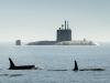 J-Pod and HMCS Chicoutimi